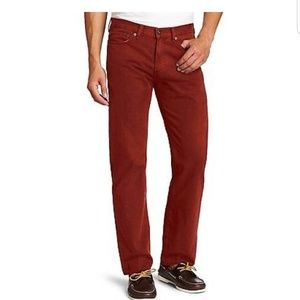 🆕️ Mens Dockers Corduroy Straight Fit Pants 40x30